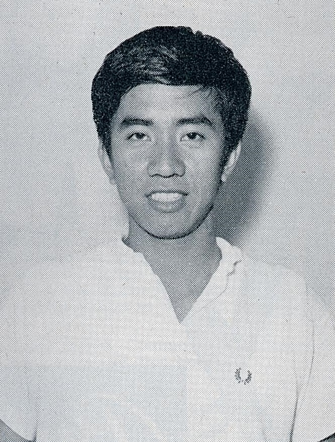 Rudy hartono...player of the year 1970 - ibf handbook for 1971