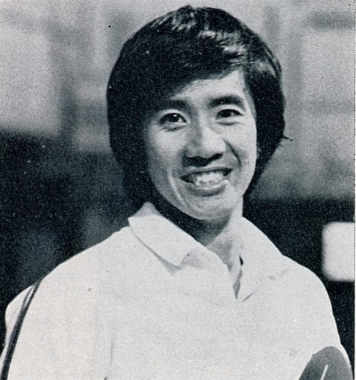 Rudy hartono - wb jan 1978 - pic by lch ross