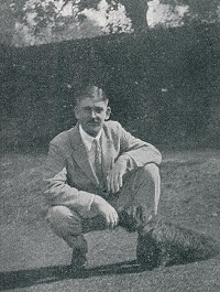 A young frank devlin as he appeared in bg nov 1924