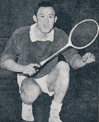At one time the worlds top player...eddy choong - ibf handbook 1956-57