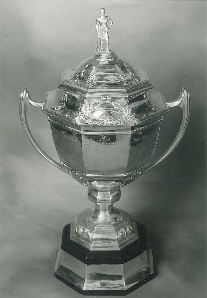 The thomas cup 2