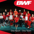 Badminton Becomes a Paralympic Sport